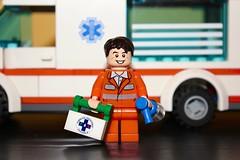 LEGO EMT