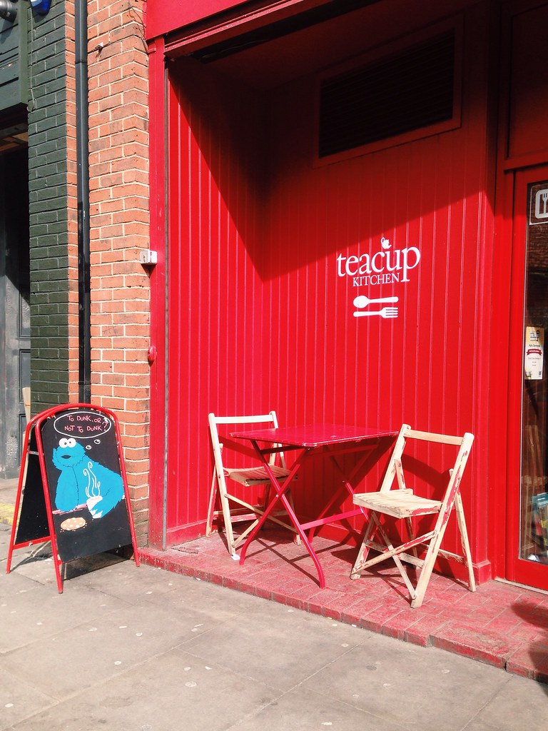 teacup kitchen northern quarter Manchester