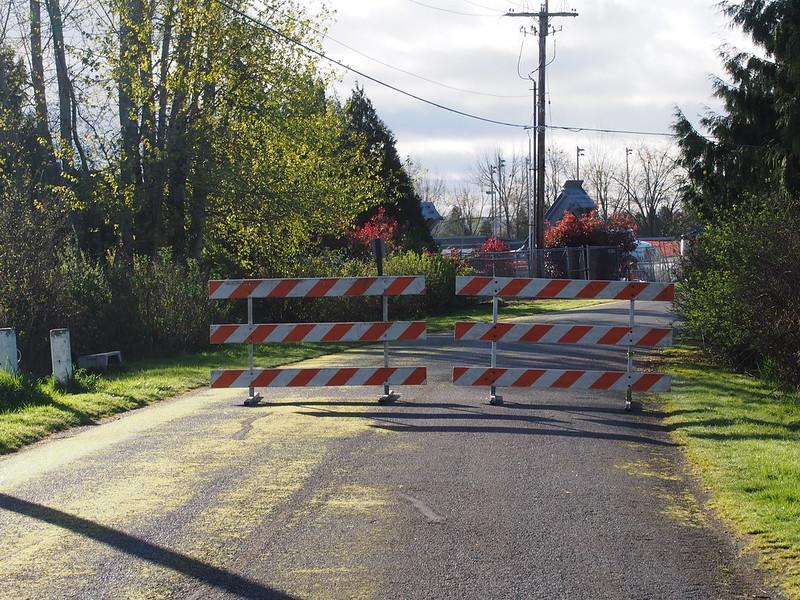 Green River Trail Closure
