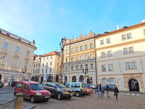 Wenceslas Square - St. Nicholas, Malá Strana, Prague