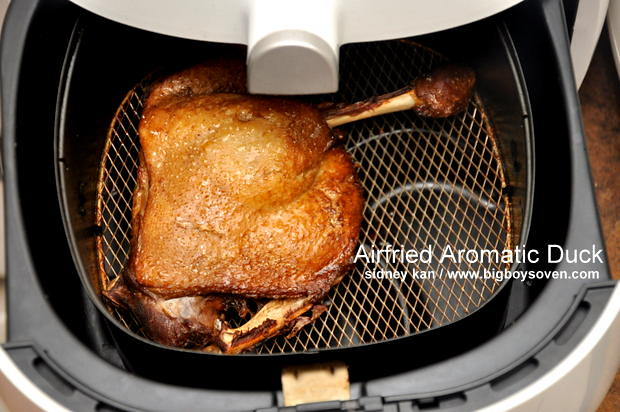 Philips Airfryer Airfried Aromatic Duck