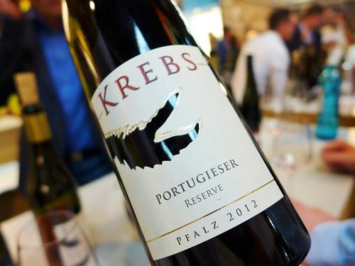 Weingut Krebs Portugieser
