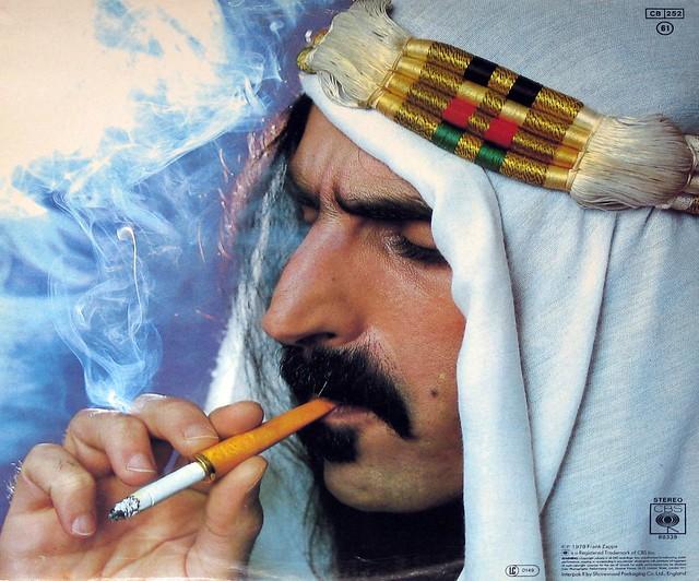 Frank Zappa Sheik Yerbouti 12 Quot Lp Vinyl Records