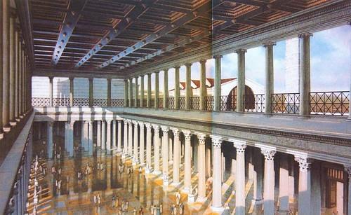 ROMA ARCHEOLOGICA & RESTAURO ARCHITETTURA: FORO DI TRAIANO, MECENATISMO - Due milioni per i monumenti di Roma dal magnate uzbeco Usmanov, CORRIERE DELLA SERA (12 04 2015).
