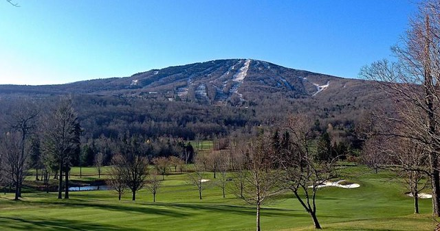 Stratton Mountain golf