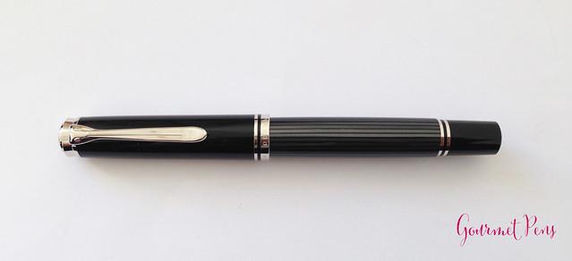 Review Pelikan Souverän M805 Stresemann Fountain Pen @AppelboomLaren (2)