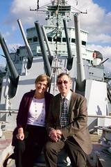 HMS Belfast RNPA Reunion Weekend - Oct. 2014