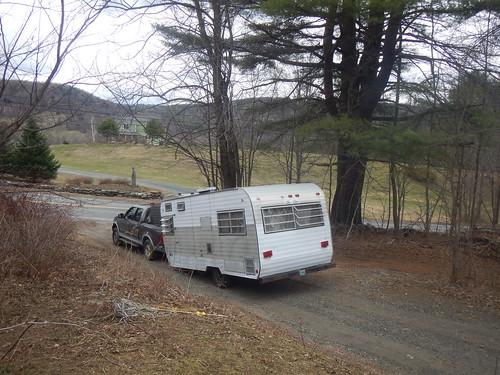 Leaving Vermont