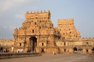Thanjavur - Brihadeeswara Temple