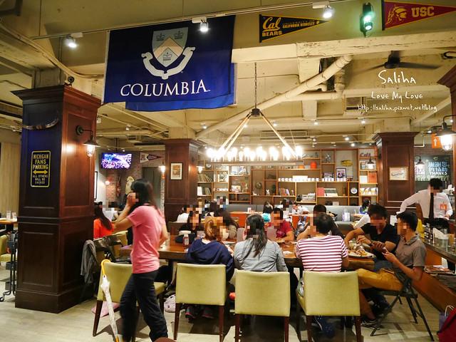 campus cafe忠孝店美式餐廳推薦 (1)