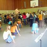 2007 Musiklager des OMV Gluringen
