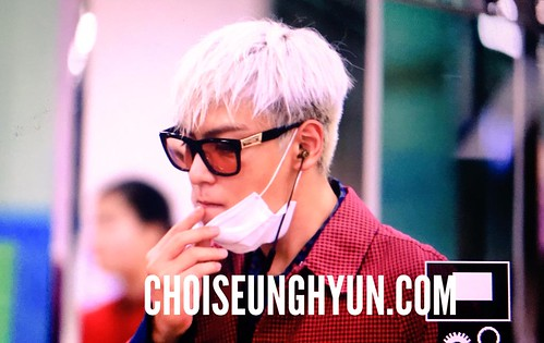 Big Bang - Gimpo Airport - 23aug2015 - Choidot - 02