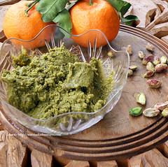 Crema di pistacchi e arance - ricetta per preparala a casa