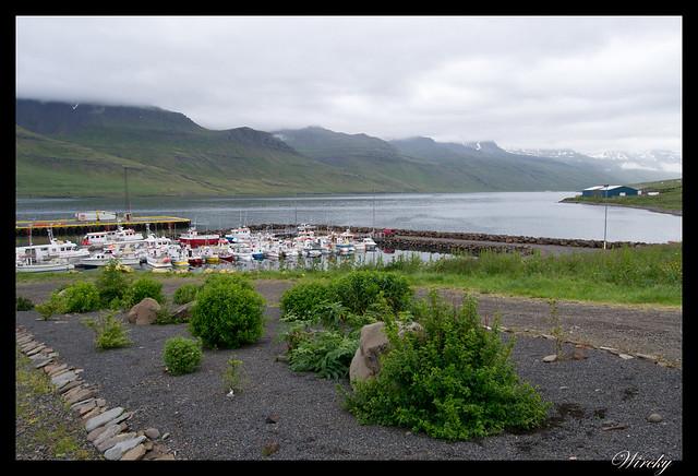 Puerto pesquero de Stödvafjördur