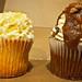 Mango Tango & Banana Caramel Cupcakes