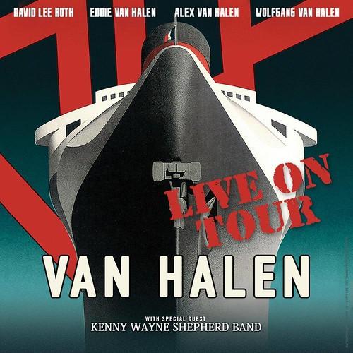 Van Halen at Jiffy Lube Live
