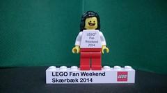 Memories of LEGO Fan Weekend 2014 (Skaerbaek)