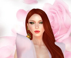 Lenna Felicity in pink
