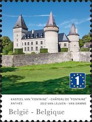20 Belgische Streken timbreb