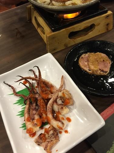 (吃到飽食記)同學會聚餐推薦,到高雄松江庭日本料理店找美食好料 (21)韓味章魚足