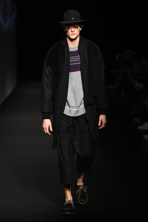 FW15 Tokyo FACTOTUM029_Michael @ ACTIVA(Fashion Press)