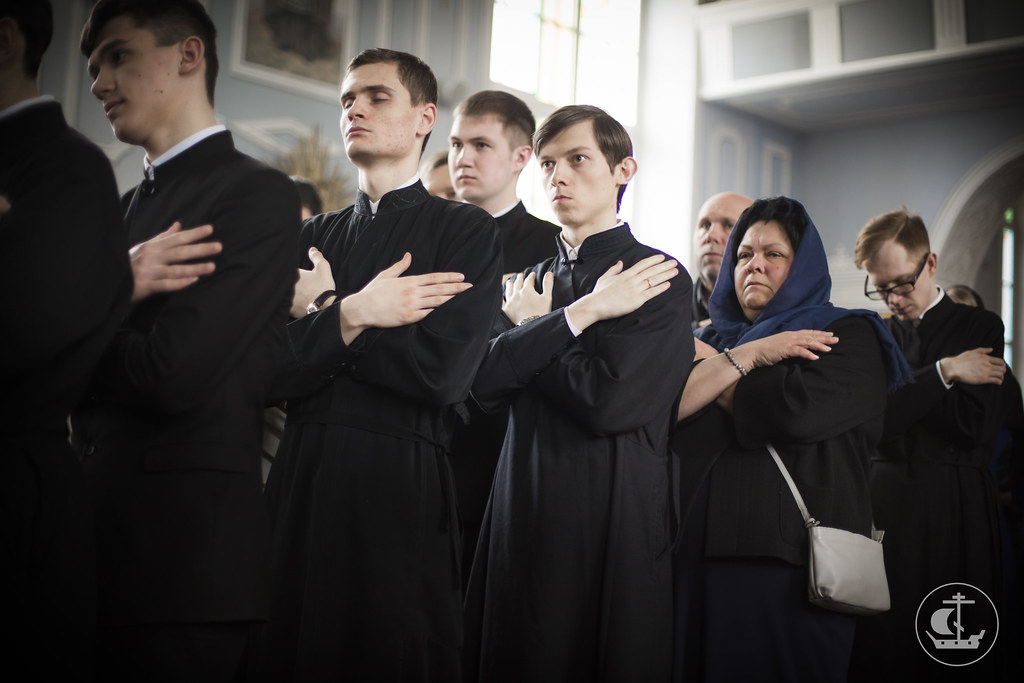 8 апреля 2015, Великая Среда / 8 April 2015, Holy Wednesday