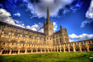 Norwich Cathedral II