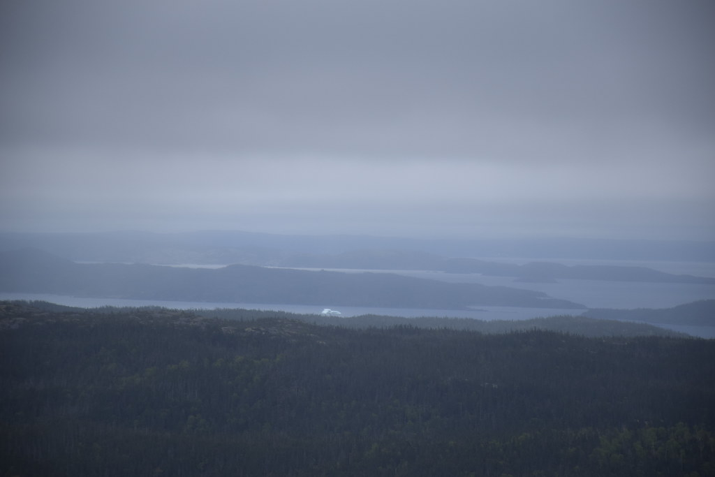Terra Nova National Park Eastern Newfoundland Around