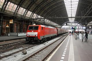E-loc 189 069-8(Amsterdam Centraal 15-3-2015)