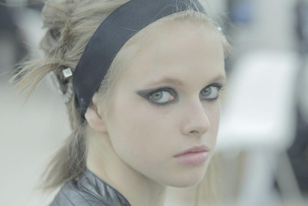 Chanel Makijaż Jesień Zima 1516 Agata Ma Nosa Makijaż
