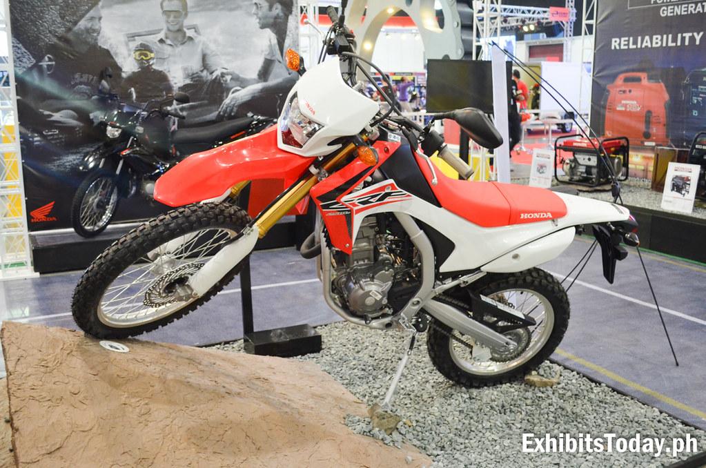 Honda XRF