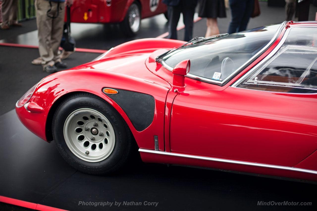 Alfa Romeo Tipo 33 Stradale Amelia Island 2