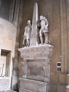 """Sepulchre of Leone and Scipione Folliero"" by unknown neapolitan sculptor 16th century (with mysterious inscription) - San Lorenzo Maggiore Church - Naples"