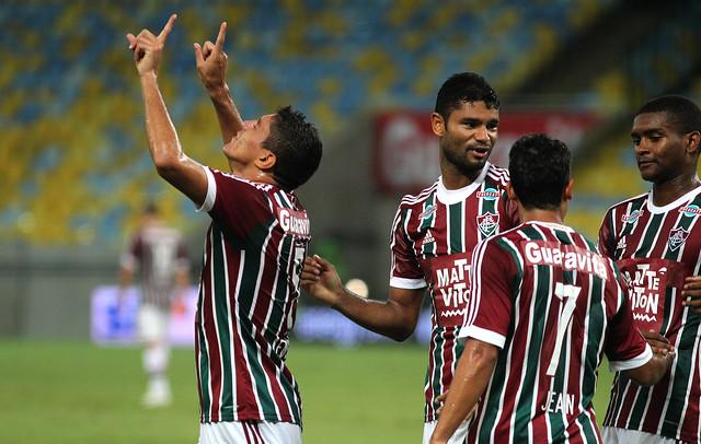 Fluminense bate a Cabofriense por 3 a 0 na estreia do técnico Ricardo Drubscky