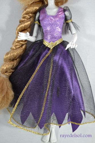 Once Upon a Zombie - Rapunzel