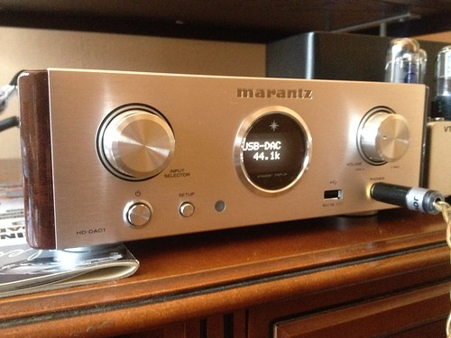 Marantz HD dac1 - Review Marantz HD DAC 1 16781988527_85d2416b2f