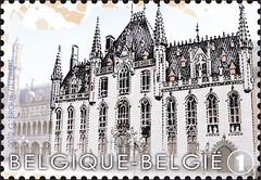 21 Markt van Brugge timbree