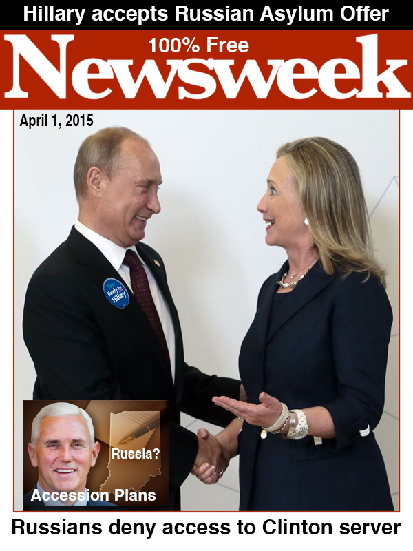 NEWSWEEK COVER APRIL 1 2015