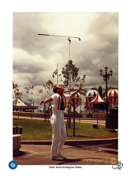 Wonderland - Atmosphere Performers #2