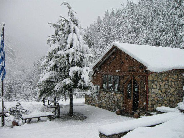 Τα χιονισμένα Πριόνια θα αποτελούν το έναν από τους 4 σταθμούς υποστήριξης του αγώνα