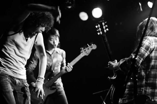 THE NICE live at Outbreak, Tokyo, 02 Apr 2015. 322