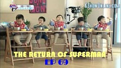 The Return Of Superman Ep.69