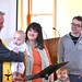 Dedication of Children at the Selma Service 4-12-15. Photo by Leeper