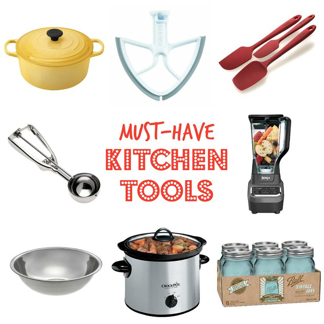 Must Have Kitchen Gadgets Fascinating Neverhomemaker 8 Musthave Kitchen Tools Decorating Design