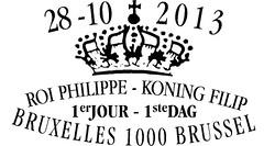21 Roi Philippe zBruxelles