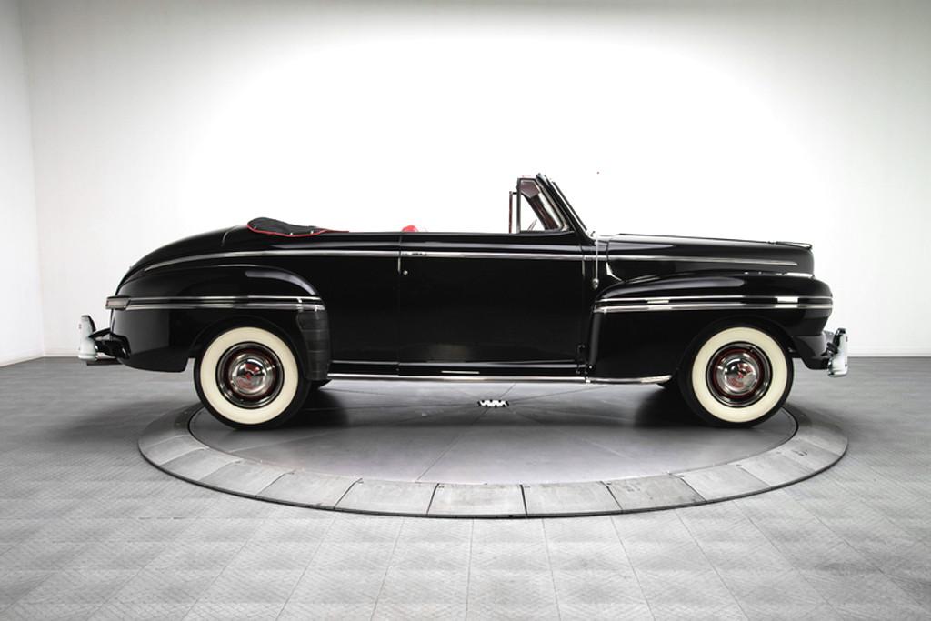 46002_H Mercury 239CI Flathead V8 3SPD CV_Black