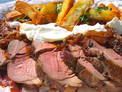 EASTER LAMB ROAST