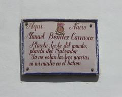 Photo of White plaque № 39303