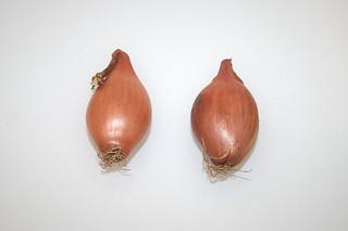 08 - Zutat Schalotten / Ingredient shallots
