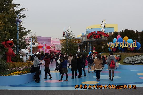 日本大阪環球影城哈利波特進擊的巨人34